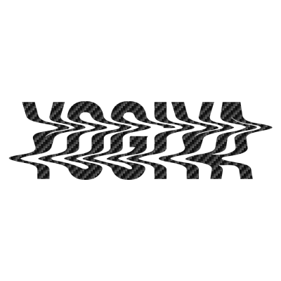 YOGIYA Surge Carbon Fiber Decal