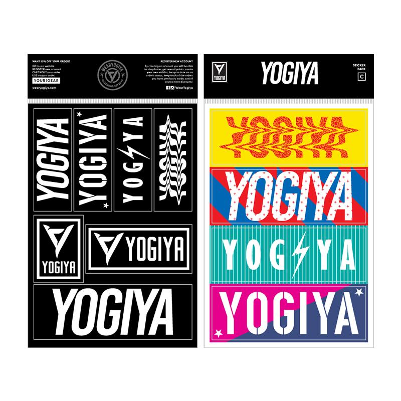 Sticker Pack (C)